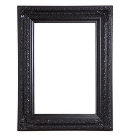 Fréjus - zwarte barok lijst