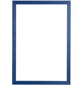 Xabia - blauwe schilderij lijst