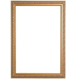 Barok Lijst Op Maat.Barok Lijsten In Elke Kleur En Maat Kunstspiegel