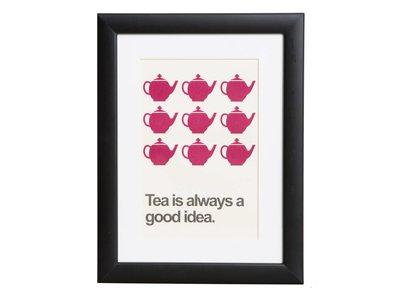 Tea is always a good idea
