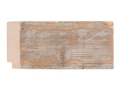 Spiegel Van Steigerhout : Wood geschuurde steigerhouten spiegel kunstspiegel