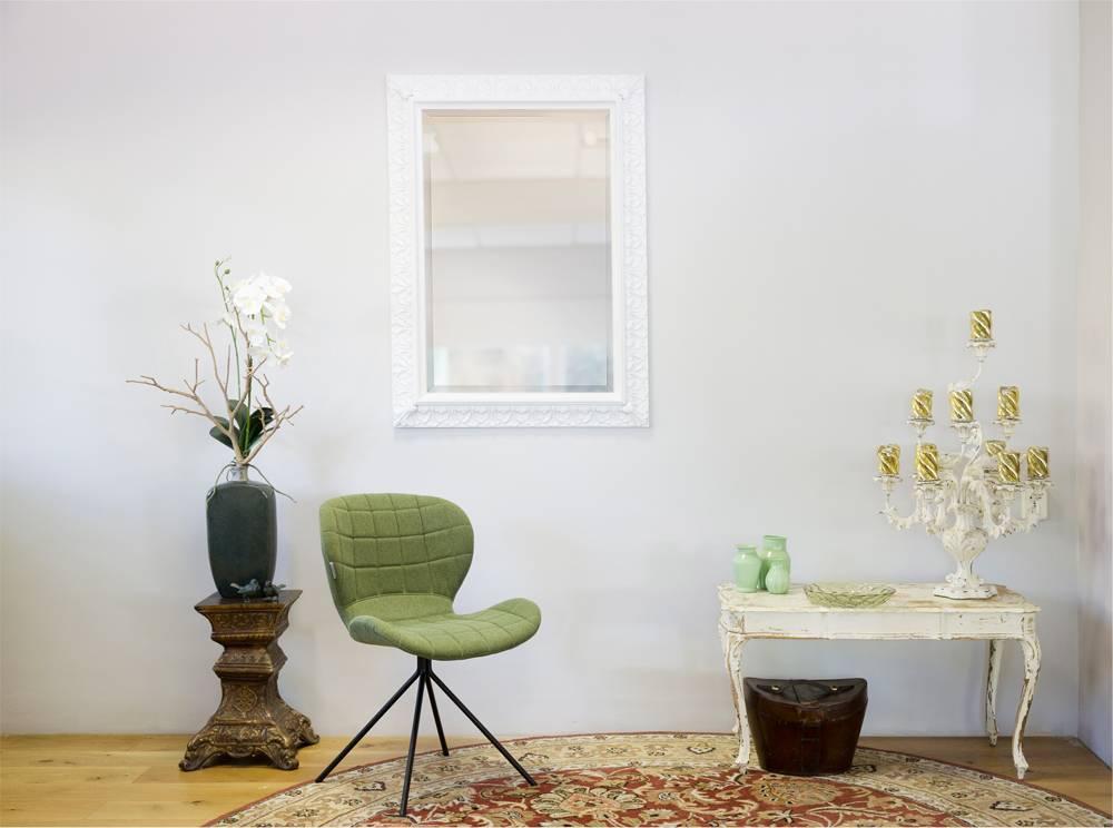 Padua - spiegel - wit 80x140 cm