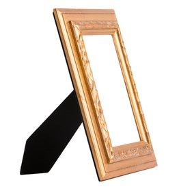 Lazzaro - Gouden fotolijst van hout