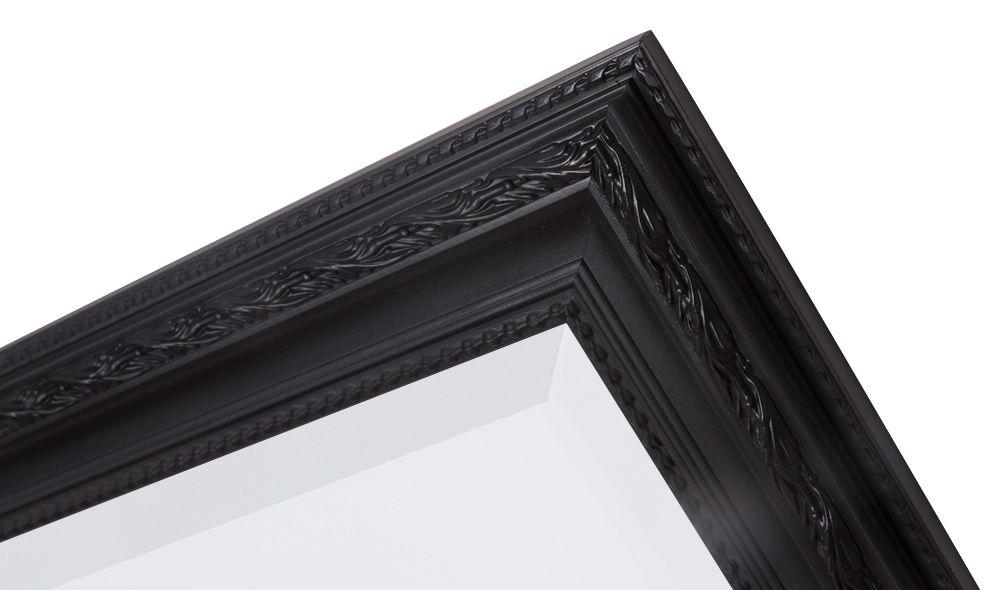 Pizzo - spiegel - zwart