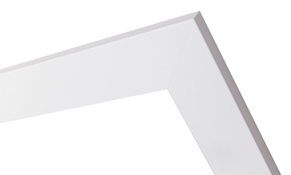 Torino moderne witte lijst