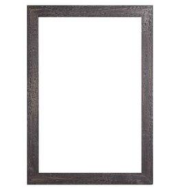 Bastia - zwarte houten lijst