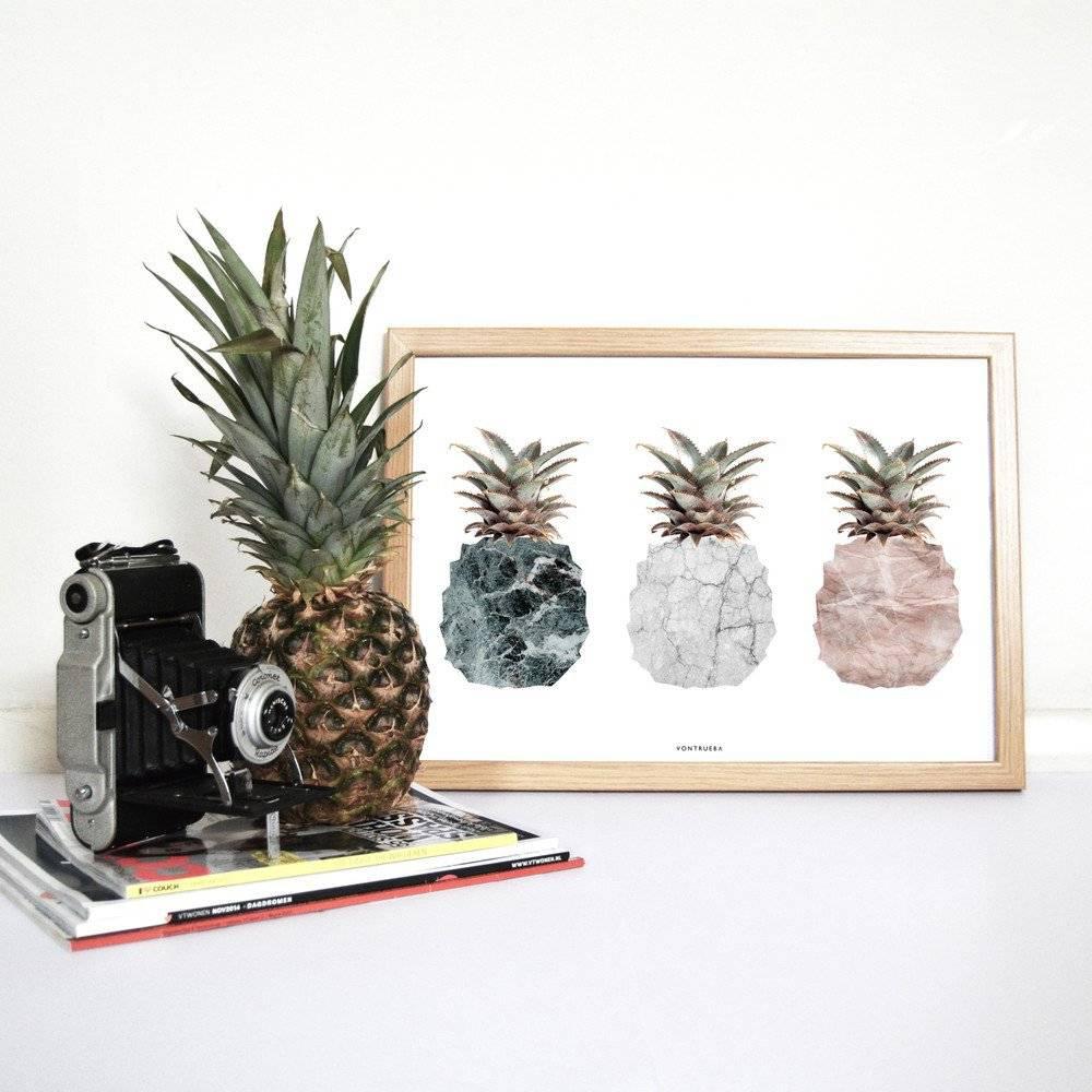 Vontrueba Pineapples / Ananassen