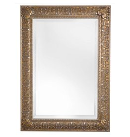 Marbella - spiegel - zilver
