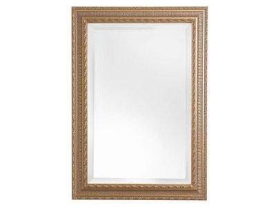 Nyons - spiegel - goud