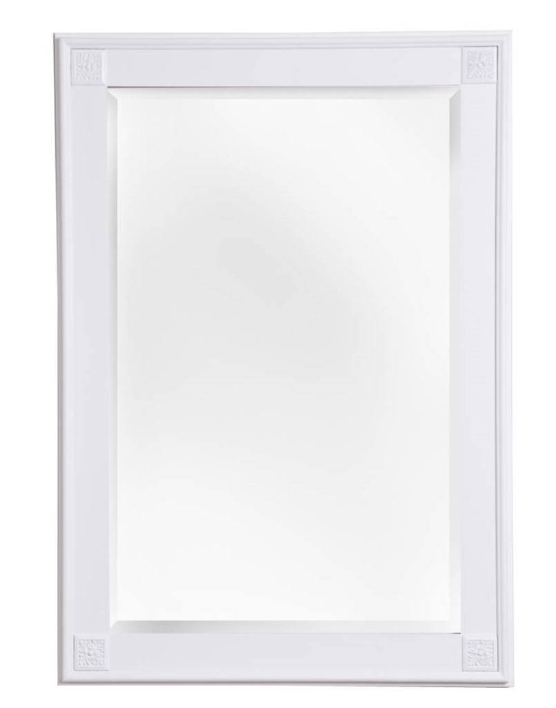 Palma - spiegel - wit