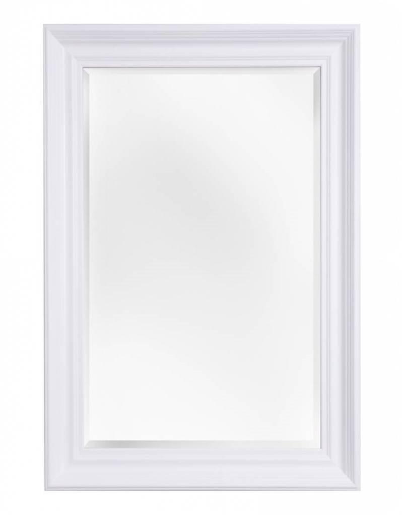 Brescia - spiegel - wit