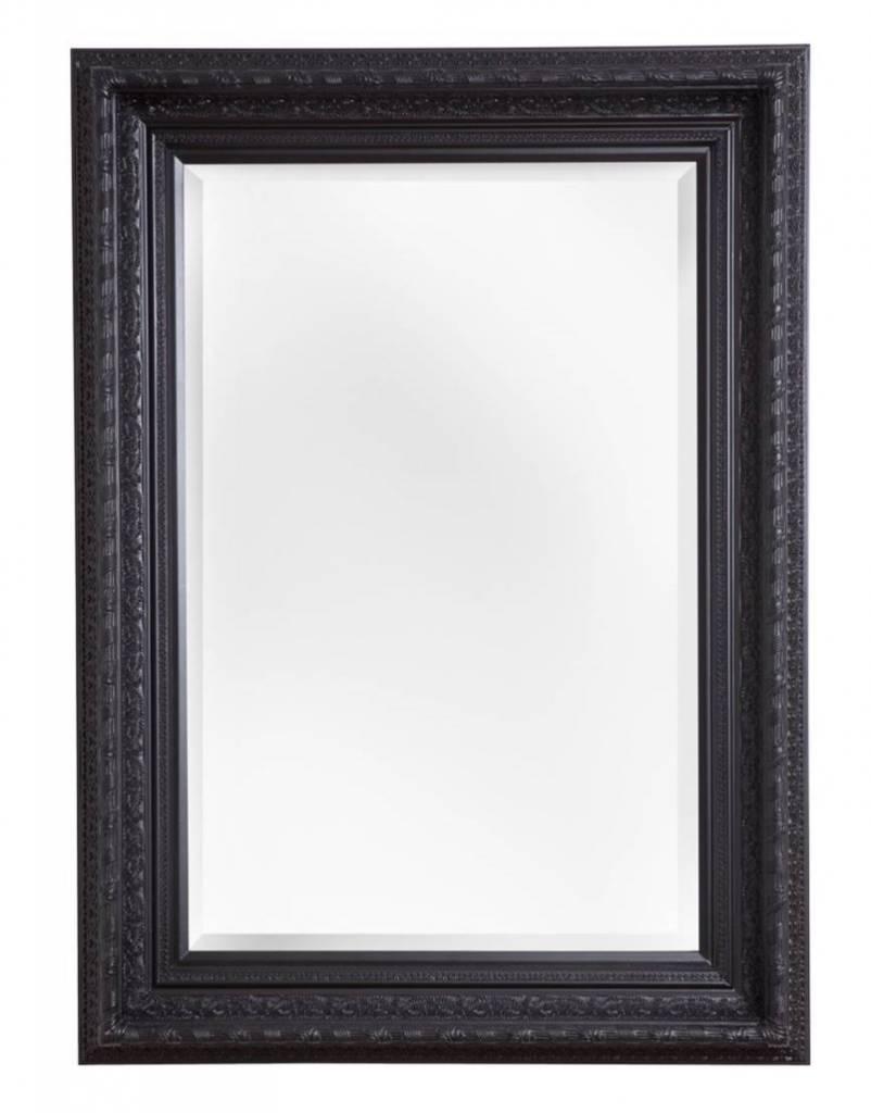 Vigo - spiegel - zwart
