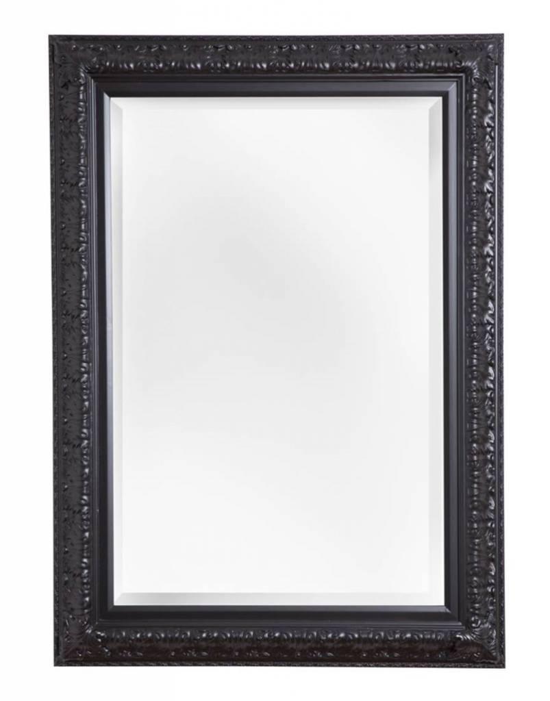 Zaragoza - spiegel - zwart