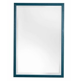 Lille - spiegel - blauw