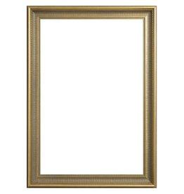 Sicilia - elegante gouden lijst van hout