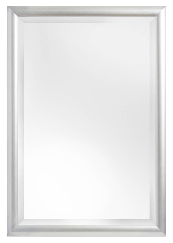 Augusta - spiegel - zilver