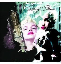 Lips like Marilyn - Art Print - Iris van der Meer