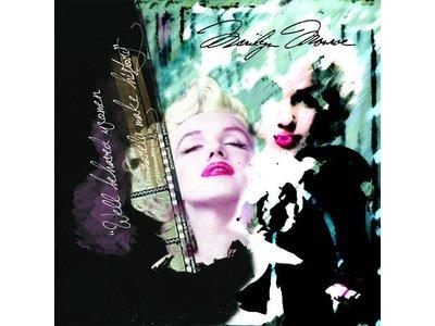Lips like Marilyn