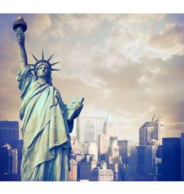 Ik @?{* New York - Fotografisch Kunstwerk op Plexiglas