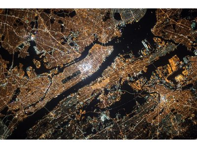 New York by NASA