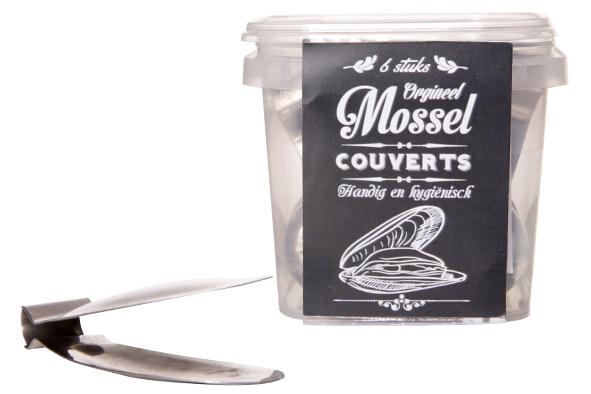 Mossel bestek