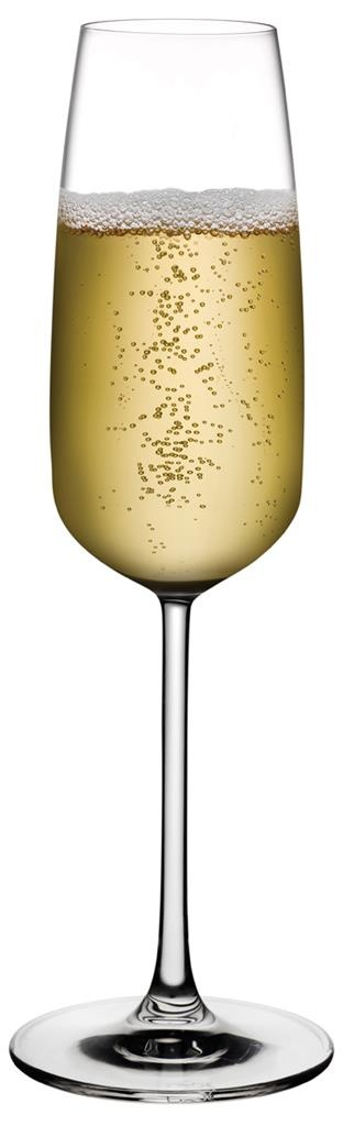Champagneglas Mirage
