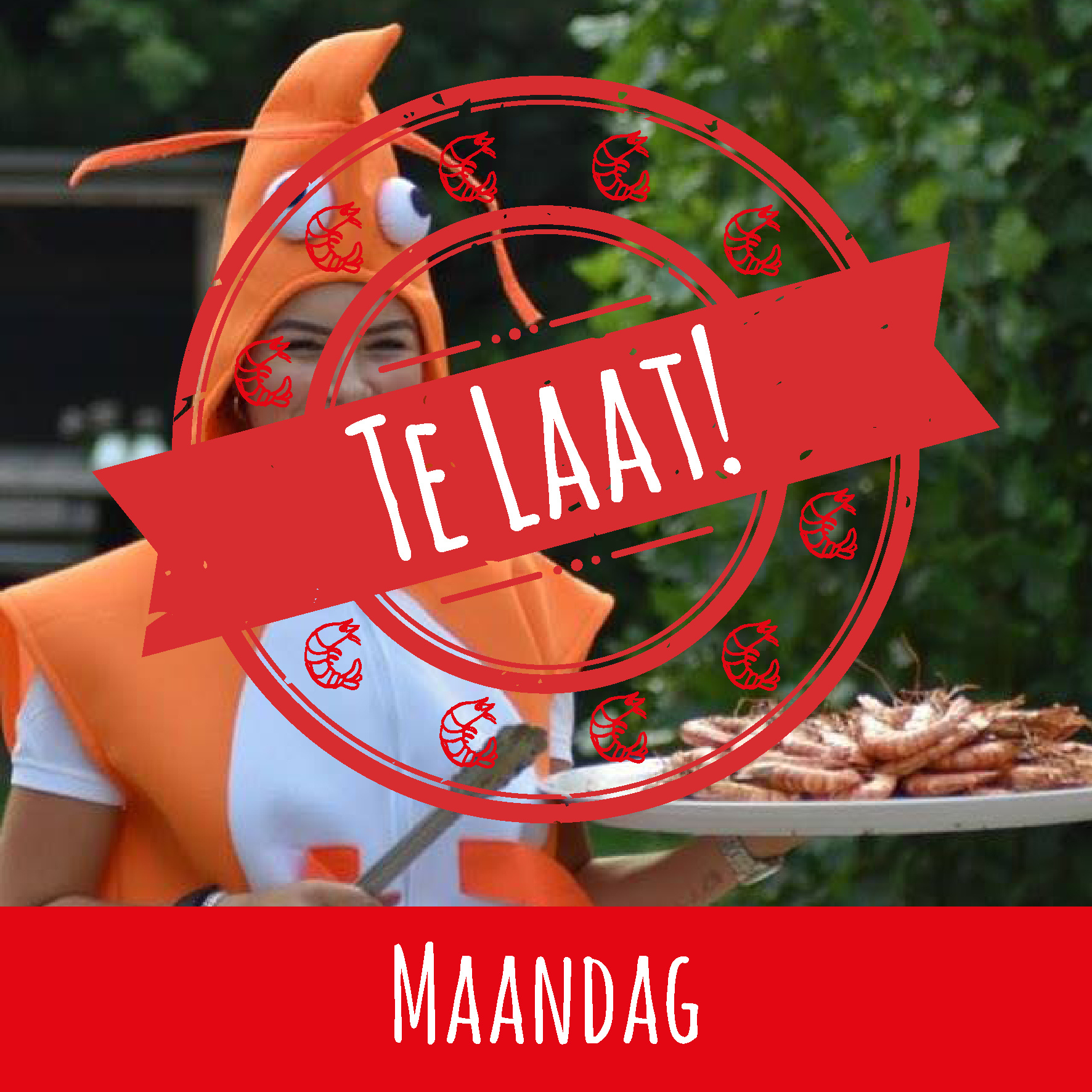 GigaGamba Zomer Festijn Maandag