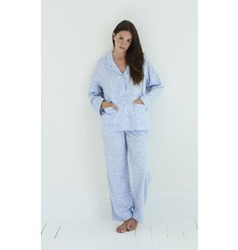 Yawn Yawn - Pyjama Set, Love Birds