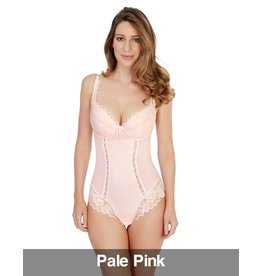 Lepel Lepel - Fiore Plunge Body, Pale Pink
