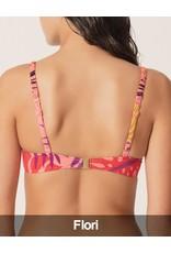 Marie Jo Swim Marie Jo Swim - Laura Bikini  Strapless Top, Flori