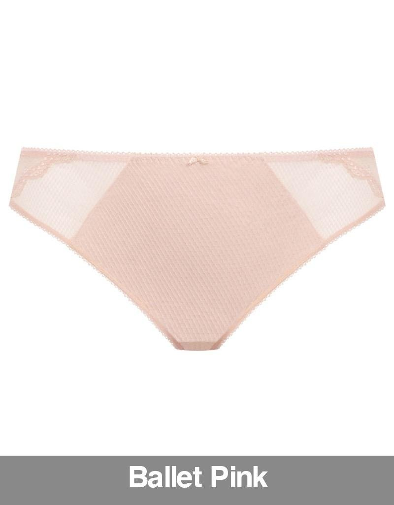 Elomi Elomi - Charley Brazilian Brief, Ballet Pink