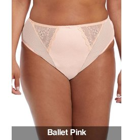 Elomi Elomi - Charley High Leg Brief, Ballet Pink