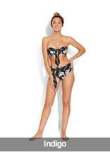 Seafolly Seafolly - Splendour Bikini  DD Cup U Tube Top, Indigo