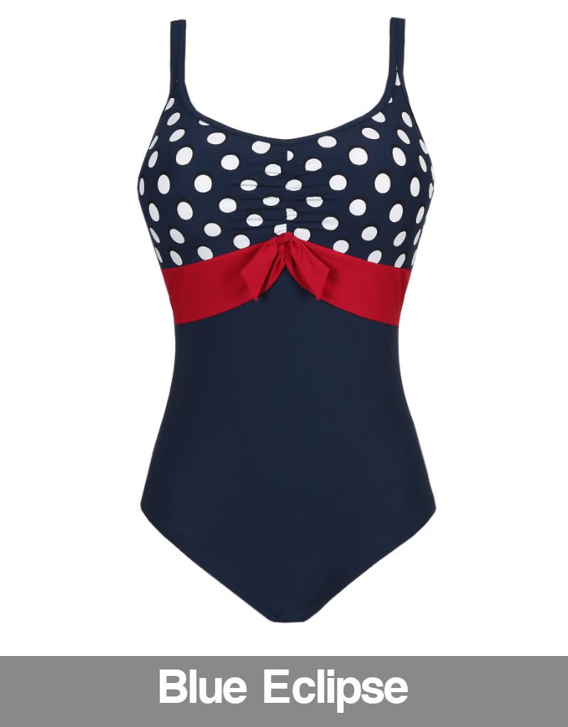 PrimaDonna Swim PrimaDonna Swim - Pop Padded Swimsuit, Blue Eclipse