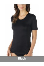 Mey Mey - Emotion S/S Top, Black