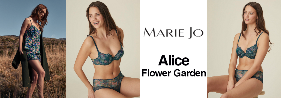 2019 08 19 - Marie Jo - Alice - Flower Garfden
