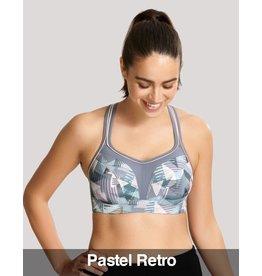 Panache Panache Sports Bra, Pastel Retro