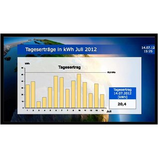 "GA-LCD Monitor Set 43"" 16/7 monitor  LED Monitor, Basic, Direct LAN, Solarlog, Webbox, Clustercontroller, Fronius - Copy - Copy"