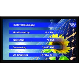 "GA-LCD Monitor Set 32"" -24/7 use, AutoStart and AutoSource"