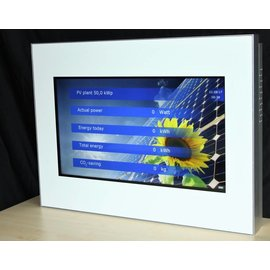 "Outside GA-LCD Monitor Set 32"" 24/7 use"