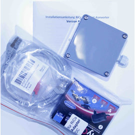 RiCo Ethernet-Adapter for SMA inverter with Speedwire interface