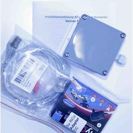 Ethernet-converter for SMA Inverter SunSpec