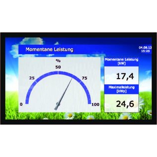 "GA-LCD Monitor-Set with 27"" LED Monitor"