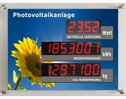 Solar - Energy - OUTDOOR (PV, Thermal, Storage, Bio, Wind, Energymonitor)