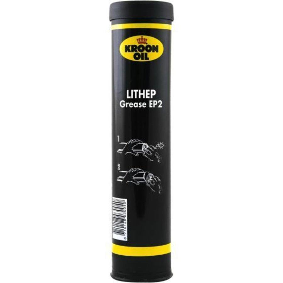 MP Lithep Grease EP2, 400 gr-1