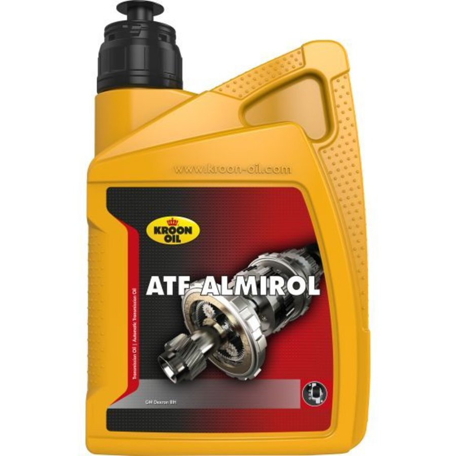 ATF Almirol - Transmissieolie, 12 x 1 lt-2