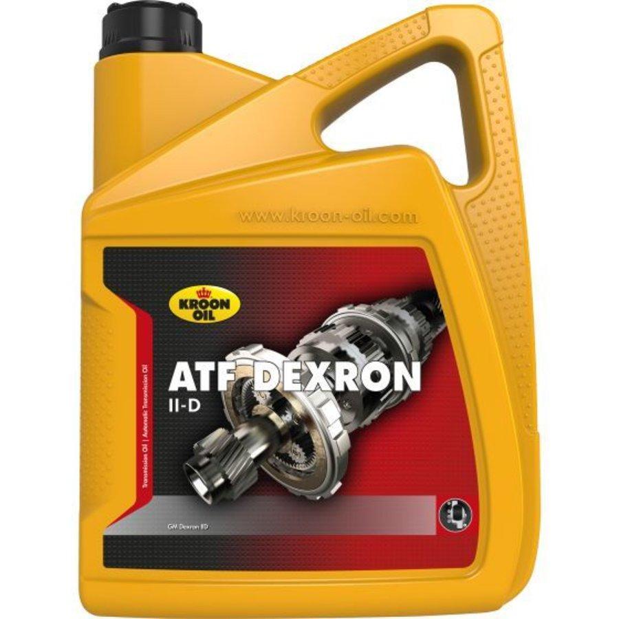 ATF Dexron II-D - Transmissieolie, 4 x 5 lt-2