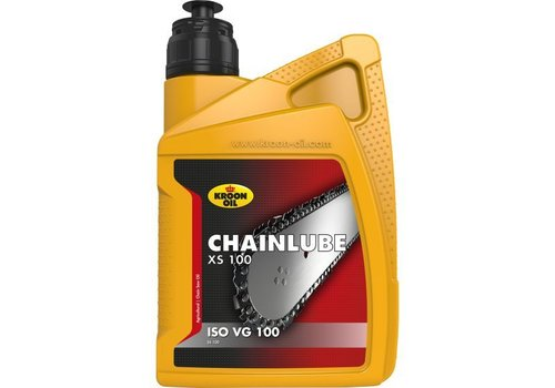 Kroon Oil Chainlube XS 100 - Kettingzaagolie, 1 lt