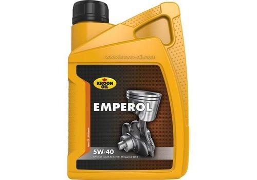 Kroon Oil Emperol 5W-40 - Motorolie, 1 lt
