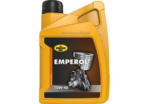 Kroon Oil Emperol 10W-40 - Motorolie, 1 lt
